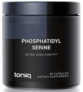 Phosphatidylserine, What Are The Best Cognitive Enhancers